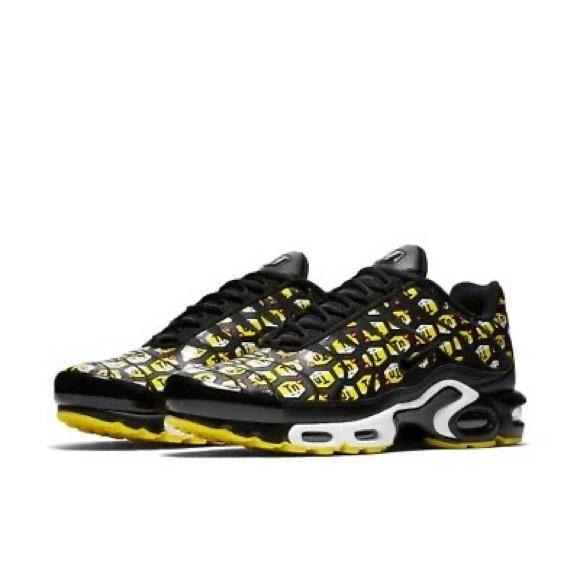 Nike Shoes | Nike Air Max Plus Tn Black